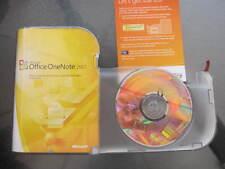Microsoft Office OneNote 2007 Full Retail Version