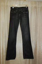 Irf jeans life`s luxury woman`s jean pants USA size 4 Eur size 36  col- black