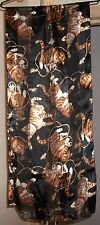 CURIOUS KITTEN CAT Printed Scarf EXCELLENT CONDITION Women's Scarf