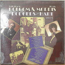 WILLIAM BOLCOM & JOAN MORRIS: The Rodgers & Hart Album-SEALED1981LP LUCY SIMON
