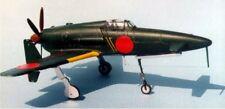 1/6 Scale Japanese WW-II Kyushu J7W1 Shinden Plans, Templates, Instructions 73ws