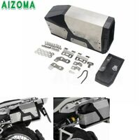 4.2L Aluminum Tool Box For BMW R1200GS R1250GS ADV 2018-2019 Left Side Bracket