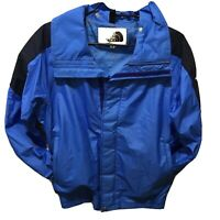 The North Face Extreme Retro GoreTex Blue Windbreaker Vintage Jacket Size Medium