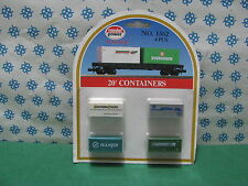 CONTAINER 20' - Scale N - Model Power No. 1362 New / New