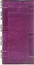 New Area Rug Tibettan Handmade Carpet 2x5 Shades of Purple Upscale Style