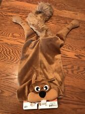 DOG HALLOWEEN COSTUME - SQUIRREL W/ NUT -SIZE LARGE-NEW W/ TAG!