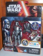 Star Wars el Despertar de la Fuerza Capitán Phasma Misb Nuevo Disney