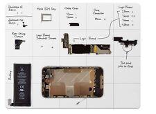Tappetino a vite MAGNETICO KIT per telefoni cellulari riparazione