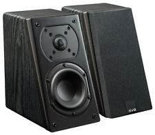 SVS Prime Elevation Surround/Effects Speakers (Pair) (Black Ash) (New!)