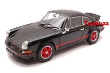 WELLY 1:18 PORSCHE 911 2.7 CARRERA RS 1973 BLACK 18044 NEW