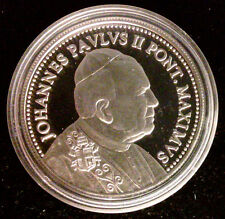MEDAILLE VATICAN - LE PAPE JEAN PAUL II