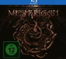 MESHUGGAH - THE OPHIDIAN TREK  BLU-RAY + 2 CD DIGIPACK HEAVY METAL  NEU