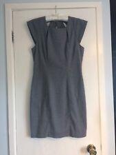 Warehouse Grey Bodycon Dress 12