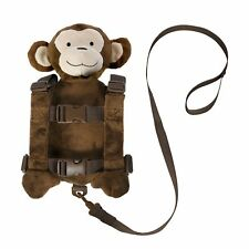 Goldbug - Animal 2 in 1 Child Safety Harness - Monkey Comfort And Safety