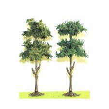 2 Pinus sylvestris 12 cm Tronco in plastica ( Er Decor - ER.2412 )