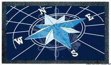Paillasson Nautica Bateau Format Wind 40x68 CM 2390904