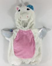 Koala Kids Unicorn Costume 6-9 Mos Infant Girl NWT 1 Pc Hood Sleeveless Pullover