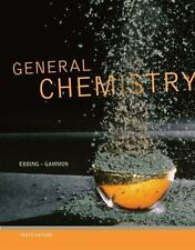 General Chemistry by Darrell Ebbing and Steven D. Gammon (2012, Hardcover, 10th