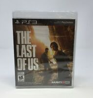 The Last of Us [PlayStation 3 PS3, Action Adventure Survival Horror Zombies] NEW