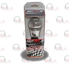 NEUTRON ACRYLIC SHIFT KNOB W/RED LED LIGHTS NTR0116