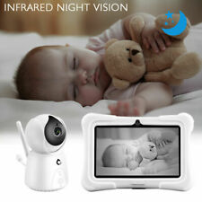 2.4Ghz Wireless Baby Monitor Camera Digital Lcd Night Vision Video Refurbished