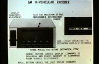 """FUTURE (1977) Photo: """"GM In-Vehicular Encoder"""" (Future Report*) A15"""