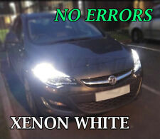 FOR VAUXHALL ASTRA J DAY TIME RUNNING VIVID XENON WHITE DRL UPGRADE BULBS
