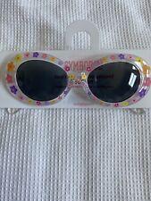 NWT Gymboree Pretty Posies Girls Sunglasses Size 2-4 NEW Cat Eye Flowers Rare