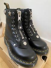 1460 Dr. Martens x Schott NYC Boots (Size 3)