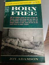 Born Free. Joy Adamson