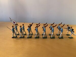 Toy Soldiers - Japanese Military - 16 Figures - 54mm
