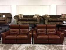 Leather Corner/Sectional Sofas