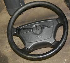 Mercedes w210 clase e volante de cuero volante