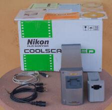 Nikon Super Coolscan 5000 ED Film Scanner 4000 dpi LS Excellent+