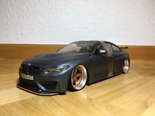 BMW M4 GTS Minichamps 1:18 Tuning Umbau in OVP