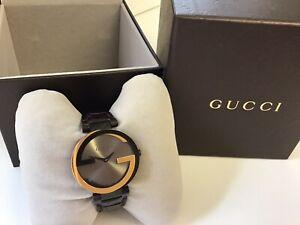 Interlocking G Gucci Watch YA133304