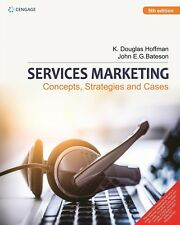 Services Marketing: Concepts, Strategies and Cases By Hoffman & Bateson
