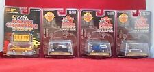 Lot of 4, Racing Champions MINT  Adult Collectible die cast model cars MIB