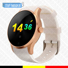K88S Smartwatch Montre Connecté Bluetooth Internet Android iOS Gold