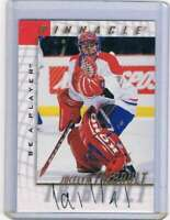 1997-98 Be A Player Autographs #10 Jocelyn Thibault NM-MT Auto Canadiens