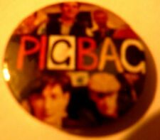 """PIG BAG"" Vintage 1970's - 1980's   Button Badge **1 "" *****"