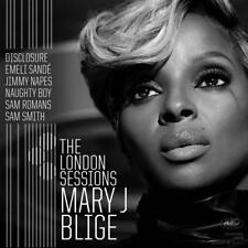 The London Sessions von Mary J. Blige (2014)