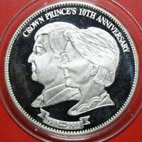 Liberia 20 Dollars 2003 Silber PP-Proof #F3510 1 Troy Unze Silber