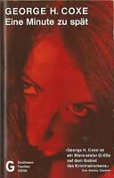 Eine Minute zu Spät / George H. Coxe / Buch