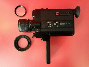 canon 514XL Super 8 Movie Camera