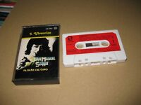 Joan Manuel Serrat Spanish Cassette Experiences