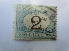 ITALY  Scott  J15  (brown number)  USED   LotB  Cat $32.50