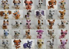 LPS Littlest petshop pet shop chien chat européen dogue colley cat dog rare