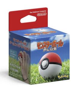 Nintendo Pokemon Poke Ball Plus (Switch, 2018). Has MEW!!!!