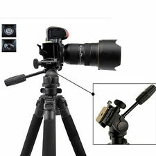 Weifeng WF-6663A Tripod &3-way head 1/4 3/8 f Binoculars video camera Camcorder